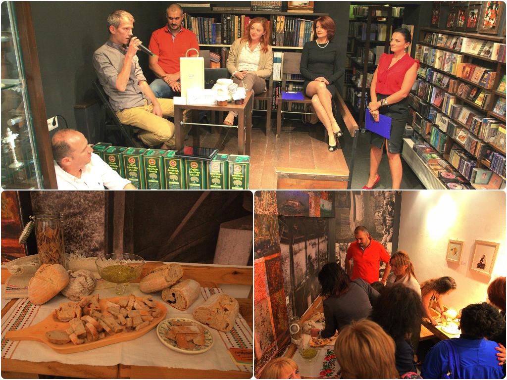 eveniment nutritie libraria bizantina sanatatea inseamna fericire
